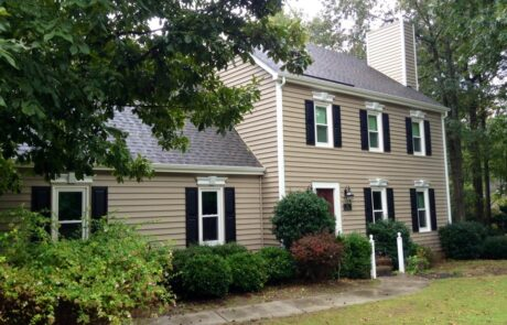 Double Hung Vinyl Replacement Windows | LEI